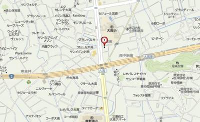 アルバ倉敷 倉敷市堀南 地図