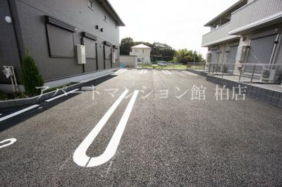 【駐車場】メゾン・シュシュⅠ