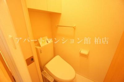 【トイレ】メゾン・シュシュⅠ