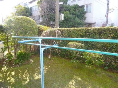 【庭】コスモハイツ甲子園