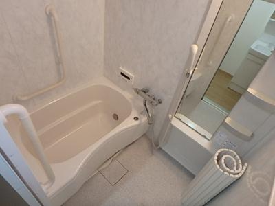 【浴室】コスモハイツ甲子園