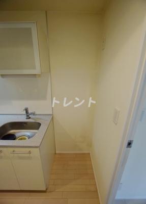 【キッチン】小石川富坂レジデンス