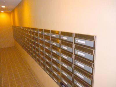 プリモ・レガーロ町田のメールボックス