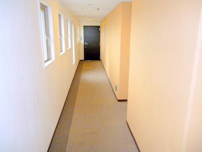 プリモ・レガーロ町田の廊下