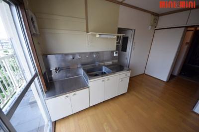 【キッチン】伊丹池尻