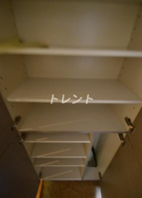 【玄関】カスタリア千駄ヶ谷