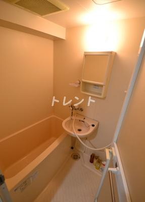 【浴室】カスタリア千駄ヶ谷