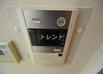 【セキュリティ】カスタリア千駄ヶ谷