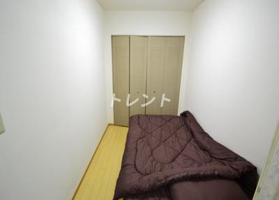 【寝室】カスタリア千駄ヶ谷