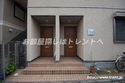 【エントランス】グレースハウス千駄木