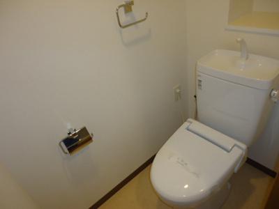 園生テクノプラザのトイレ