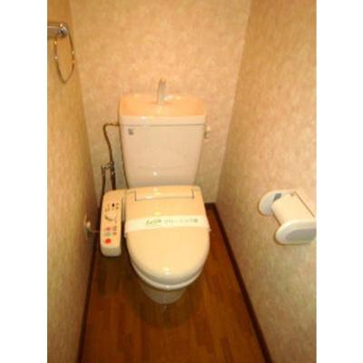 大塚ビル2のトイレ