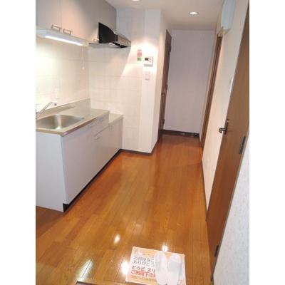 サングリーン新宿のキッチン