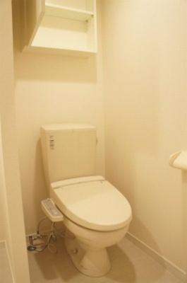 リブリ・ハヅキのトイレ