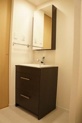 リブリ・ハヅキの洗面台