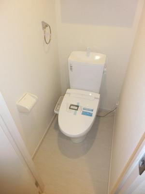 リブリ・マシェリのトイレ