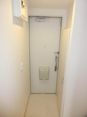 リブリ・マシェリの玄関