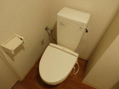 TOFスクエアのトイレ