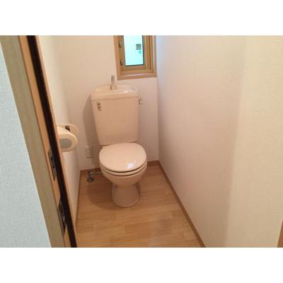 HATUKI♯2のトイレ