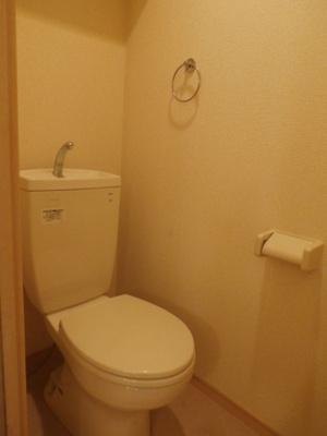 アムール シャトン稲毛のトイレ
