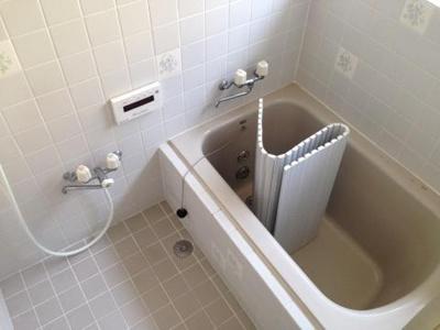 秋山邸のお風呂