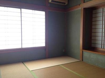 秋山邸の和室