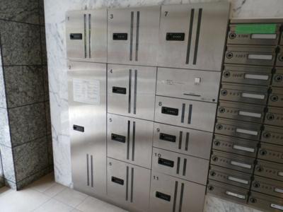 KDX千葉中央レジデンスの宅配ボックス