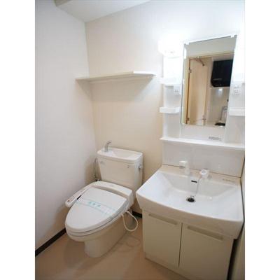 KDX千葉中央レジデンスのトイレ