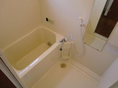 【浴室】ヒカリハイツ