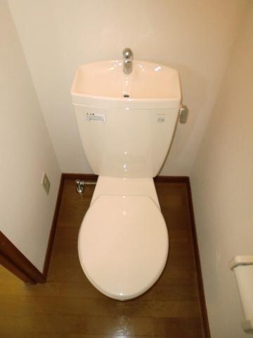 【トイレ】ヒカリハイツ