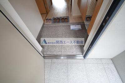 【玄関】カーサリーヴァ