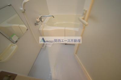 【浴室】カーサリーヴァ