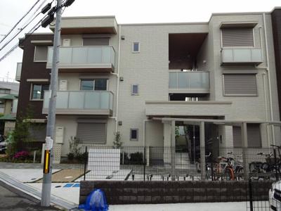 【外観】シャーメゾン豊中赤阪