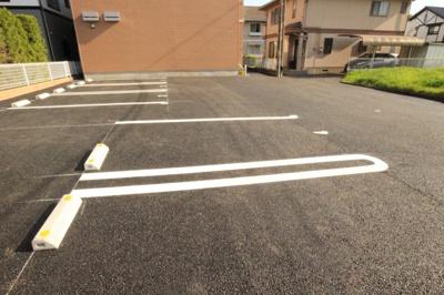 駐車場完備♪