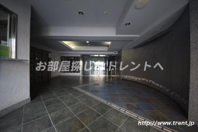 【エントランス】シンシア千駄木