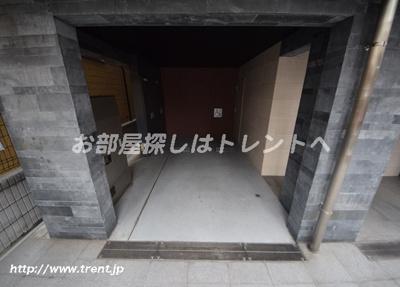 【エントランス】ハーモニーレジデンス東池袋ステーションフロント