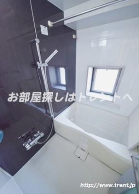 【浴室】ベルファース本郷弓町