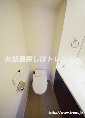 【トイレ】ベルファース本郷弓町