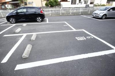 【駐車場】ユーミーマンション高野