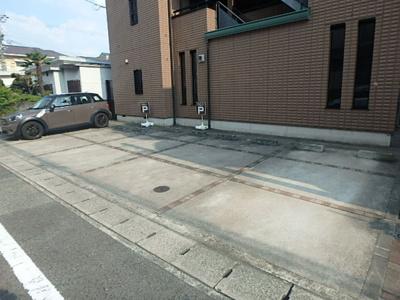 【駐車場】ドーミトリー田中