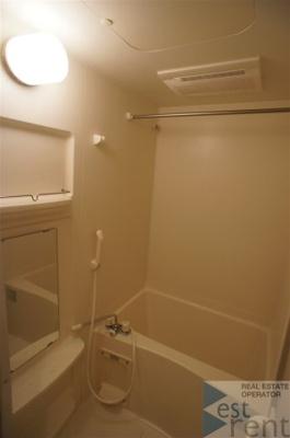 【浴室】プレサンス天満ステーションフロント