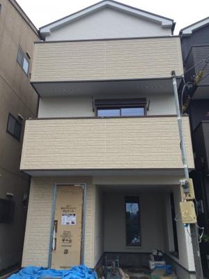 【外観】東奈良1丁目新築一戸建て