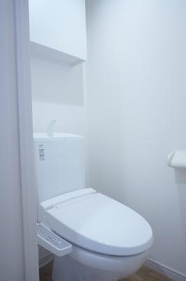リブリ・エムズのトイレ