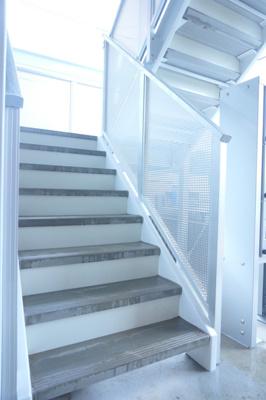 リブリ・エムズの階段