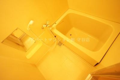 【浴室】ヴィラ松前台A