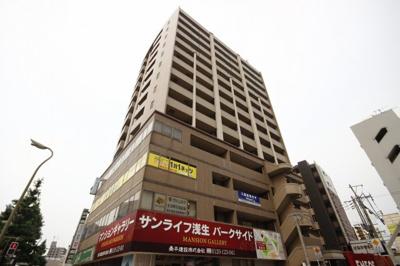 【外観】FARO戸畑駅前マンション
