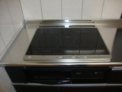 ルミナスⅡのキッチン2