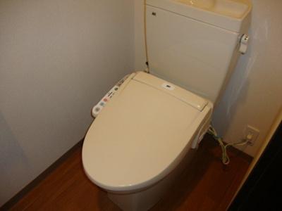 ルミナスⅡのトイレ