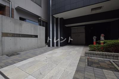 【エントランス】ガリシア九段下ライズ