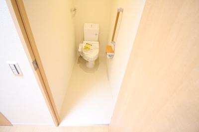 【トイレ】シャーメゾン金沢